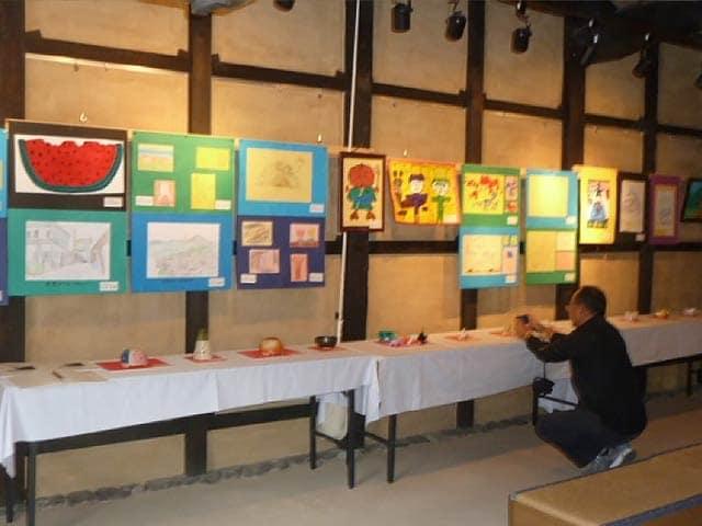 なかまの作品展の開催